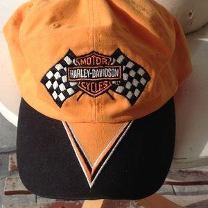 Mens Harley hat.